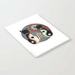 Yin Yang Kitties Notebook