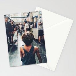 Lost boy III Stationery Cards