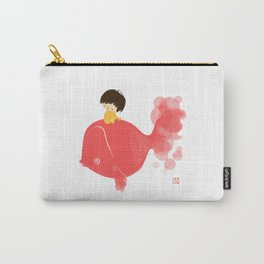 The Gold Fish Carry-All Pouch