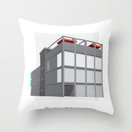 KRYNKL Throw Pillow