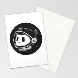 The Martian Panda Stationery Cards