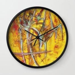Etnik 1 Wall Clock