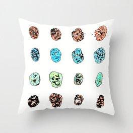 Chromatin Tatoo 2 Throw Pillow