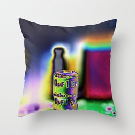 Short Circuit 3 Throw Pillow