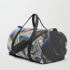 CONFUSION IN HER EYES THAT SAYS IT ALL Duffle Bag