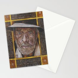 Merle Haggard Stationery Cards