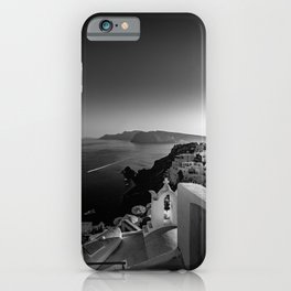 Oia - Santorini iPhone Case