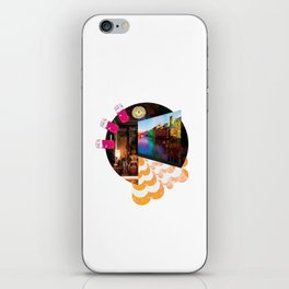 i would go out but (i'd rather just watch youtube videos honestly) iPhone Skin