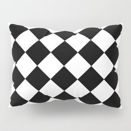HARLEQUIN (BLACK & WHITE) Pillow Sham