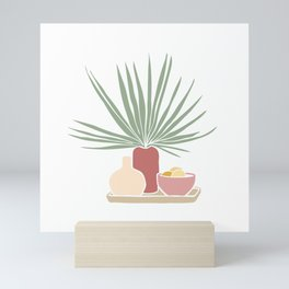 Still life. Mini Art Print