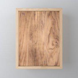 Wood Grain #575 Framed Mini Art Print