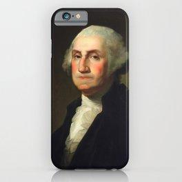George Washington - Rembrandt Peale iPhone Case