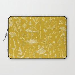 Woodland Walk / Mustard Laptop Sleeve