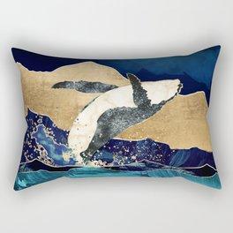 Live Free Rectangular Pillow