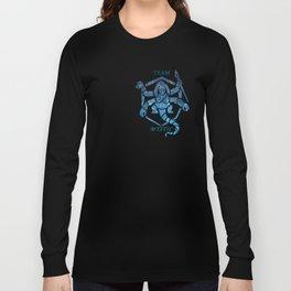 Team Mystic -Dark Crystal Long Sleeve T-shirt