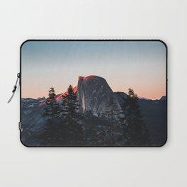 Last Light at Yosemite National Park Laptop Sleeve