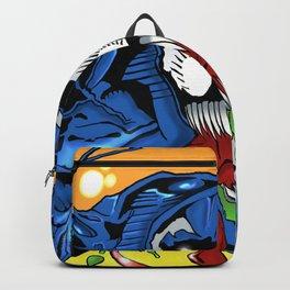 Venom 90's Style Backpack