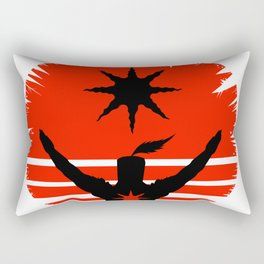 Dark Souls Praise The Sun Warriors Of Sunlight Rectangular Pillow
