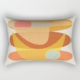 Surf & Boomerang Rectangular Pillow