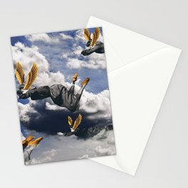 Freedom Ladies Stationery Cards