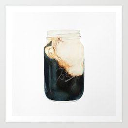 Mason Jar Art Prints For Any Decor Style Society6