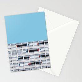 S03-1 - Facade Le Corbusier Stationery Cards