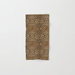 Cheetah Print Hand & Bath Towel