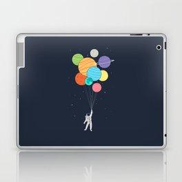 Planet Balloons Laptop & iPad Skin