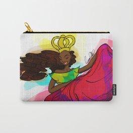 Reina Congo - Congo Queen Carry-All Pouch