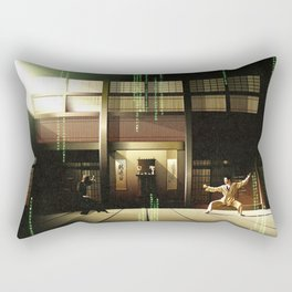 The Matrix Rectangular Pillow