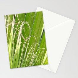 Palm Fan Art Stationery Cards