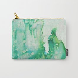 Verdant Mars Carry-All Pouch