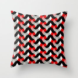 Diamonds In The Rough - Design 3 Throw Pillow