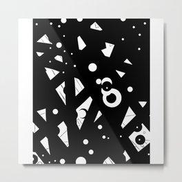 Fragmentation. Metal Print