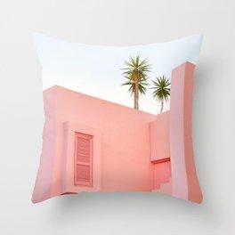 Muralla Roja 1 Throw Pillow