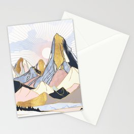 Summer Morning Stationery Cards