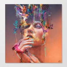 Analog Dream Canvas Print