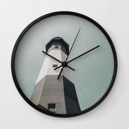 Tybee Island, GA. 2011 Wall Clock