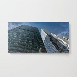New York City, Manhattan, skyscraper (2019-GNY2) Metal Print