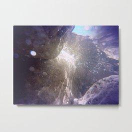Aqua 18 Metal Print