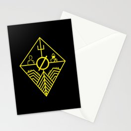 Trench Stationery Cards