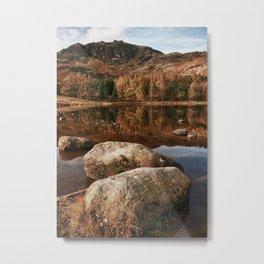 Blea Tarn Metal Print