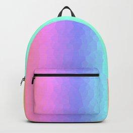Vertical Pastels Backpack