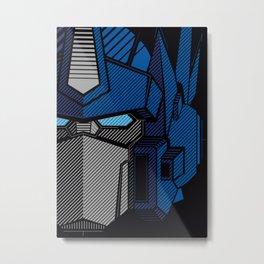 026 Optimus Full Metal Print