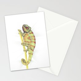 chameleon Stationery Cards
