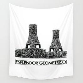 Esplendor Geometrico Wall Tapestry