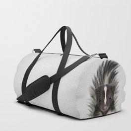 Skunk - Colorful Duffle Bag