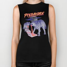 Pizzavore Biker Tank