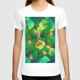 Tropical Leaves 13 T-shirt