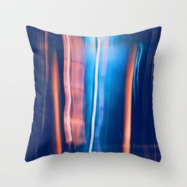 Falling 2 Throw Pillow